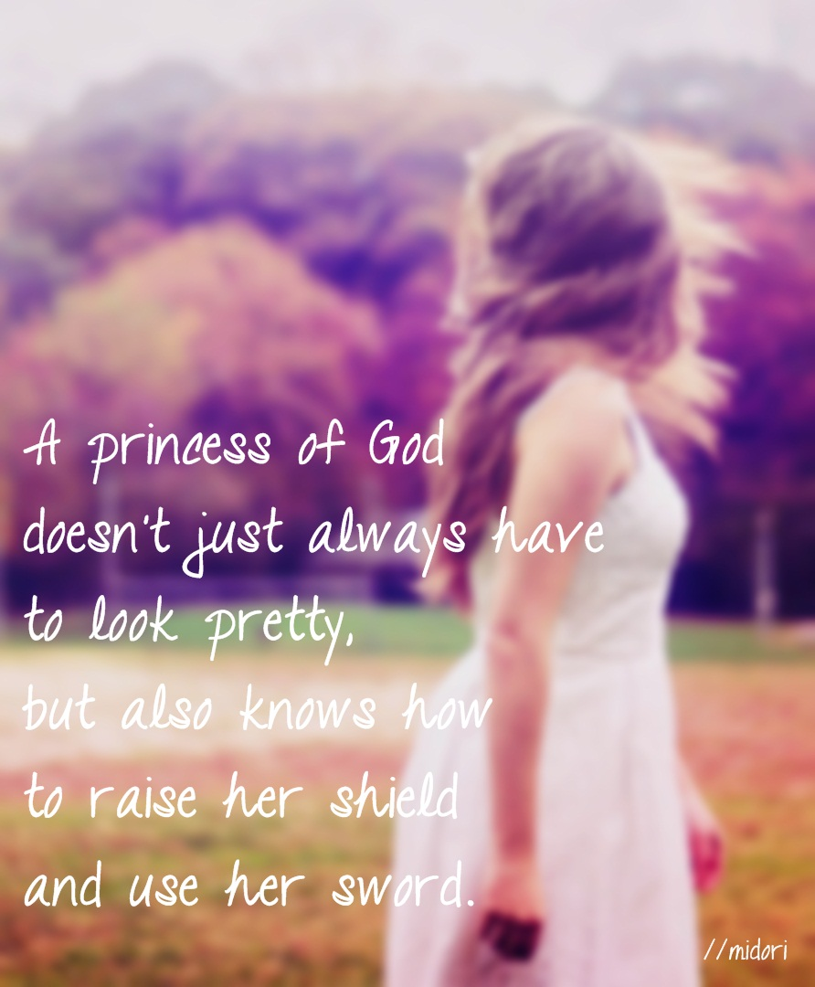 So You're A Princess, Huh?
